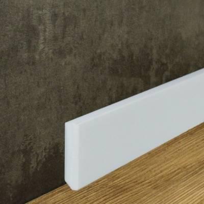 """Fußbodenleiste """"Den Haag"""" (NMC WALLSTYL® - FT2) aus schlagfestem, wasserbeständigem Kunststoff"""