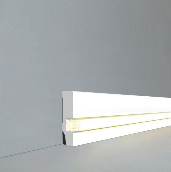 Licht - Fußleisten / Licht - Sockelleisten ´´Fü...