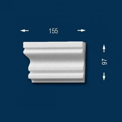 "Fassadenprofile ""Wiesemann FP8"" - Endstück links"