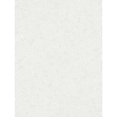 Erismann Vintage | 633801 | Vinyltapete uni | 0.53 m x 10.05 m | Weiß