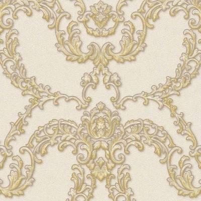 A.S. Creation Luxury Classics | 347771 | Vliestapete Vintage | 0.53 m x 10.05 m | Beige