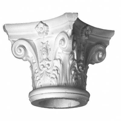 "Wiesemann Säulenkapitell ""D2"" für das Säulenprogramm ""Classic"""