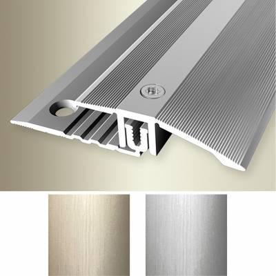 Küberit 286 PPS-Champion 4.0 | Übergangsprofil | Breite:44 mm | Laminatprofil | Höhe:6.5-16 mm