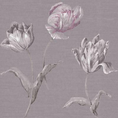 Rasch Textil Jaipur | 227566 | Vliestapete Muster & Motive | 0.53 m x 10.05 m | Braun