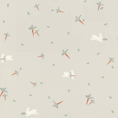 Rasch Bambino XVIII | 249248 | Papiertapete Muster & Motive | 0.53 m x 10.05 m | Grau