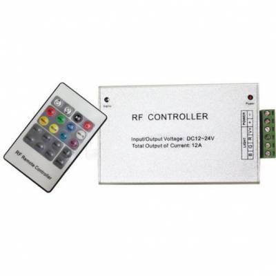 LED RGB Controller mit Radio Steuerpult
