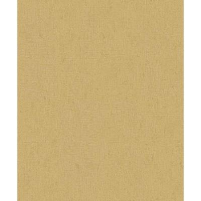 Erismann Vintage | 633220 | Vinyltapete uni | 0.53 m x 10.05 m | Braun