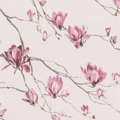 Rasch Textil Jaipur   227542   Vliestapete Muster & Motive   0.53 m x 10.05 m   Beige