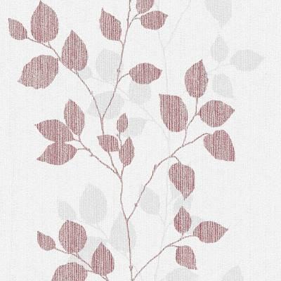 A.S. Creation Hapy Spring | 347612 | Vliestapete Blumen | 0.53 m x 10.05 m | Grau