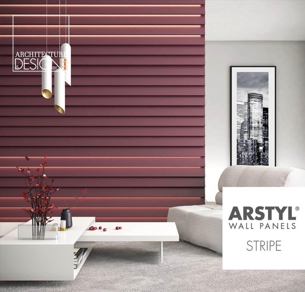 WALL PANEL STRIPE