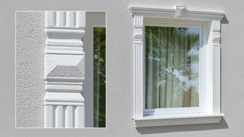 Fassade Dekoration