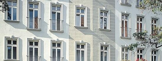 Stuck Fassade Fassadenstuck Wiesemann NMC