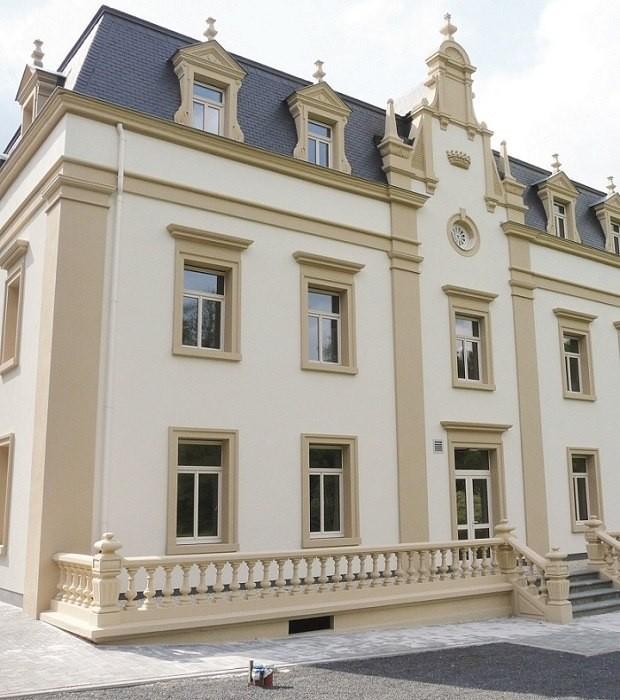 Fassade Anwendungsbeispiel Villa Stuck
