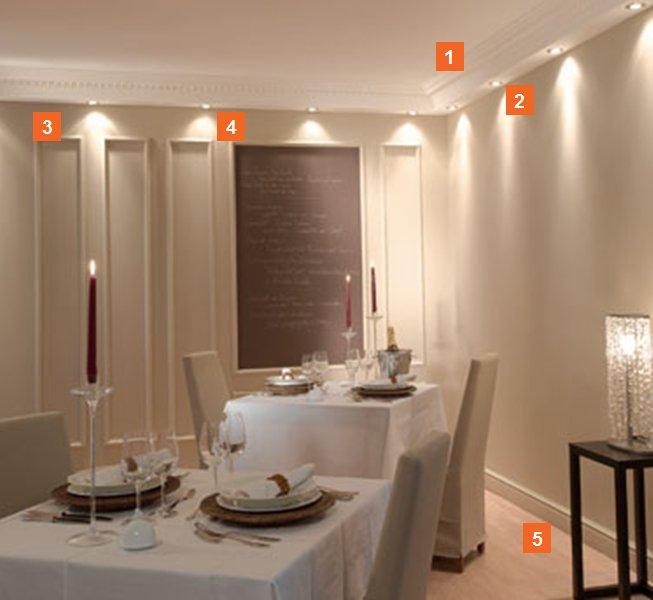 indirekte beleuchtung holzbalken. Black Bedroom Furniture Sets. Home Design Ideas