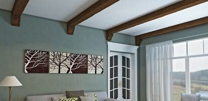 pu balken deckenbalken. Black Bedroom Furniture Sets. Home Design Ideas